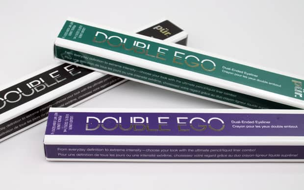 PUR Minerals Double Ego eyeliner review 2 we heart this: PUR Minerals Double Ego Eyeliner
