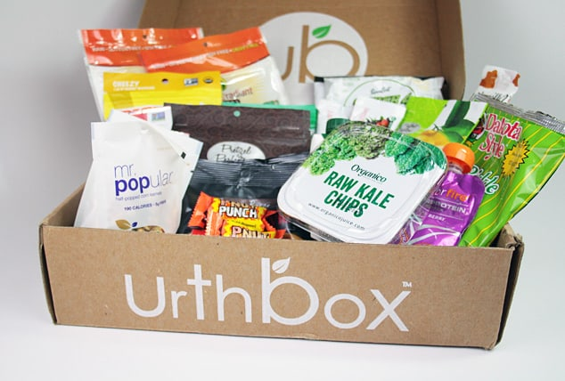 Urth Box review 1 Beauty lovers need snacks too! Check out Urthbox...