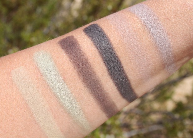 It Cosmetics naturally pretty palette volume 2 eye shadow swatches wet dry M Sneak Peek: IT Cosmetics Naturally Pretty Vol. 2 Matte Eyeshadow Palette swatches