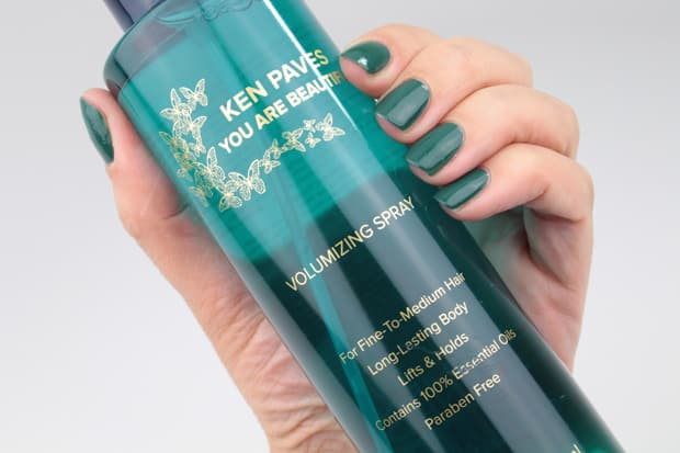 Ken Paves Volumizing Spray 2 Ken Paves You Are Beautiful Volumizing Collection review