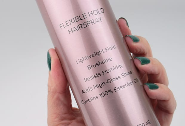 Ken Paves flexible hold hairspray 4 Ken Paves You Are Beautiful Volumizing Collection review