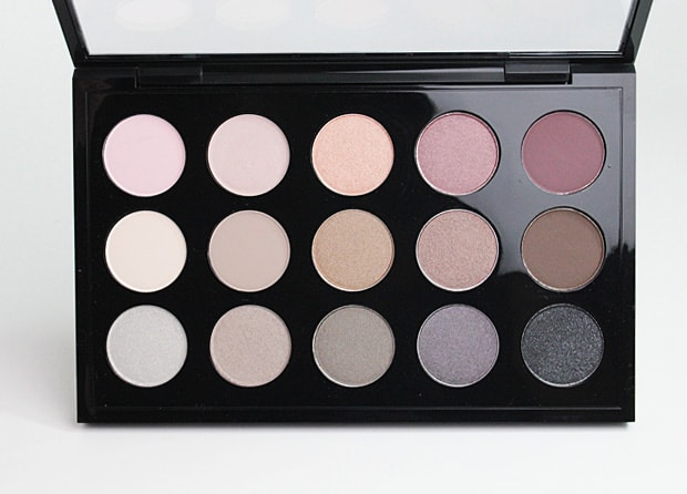 We Heart This shares the MAC Cool Neutral palette & swatches! These palettes are a great way start a MAC eyeshadow collection.