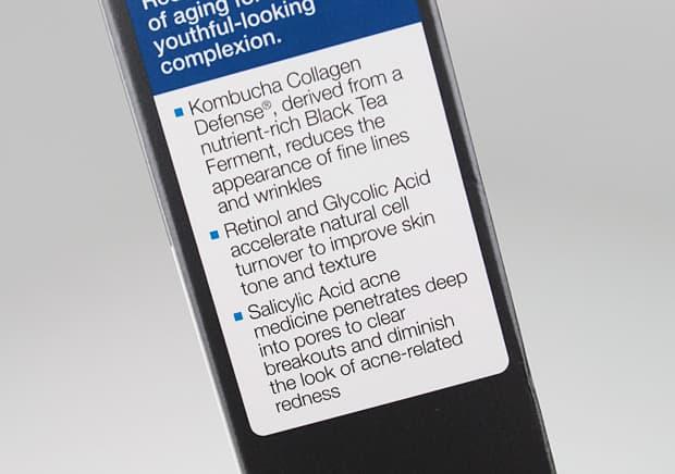 Murad Acne Wrinkle Reducer packaging 5 Murad Anti Aging Acne Regimen Review