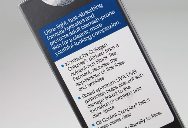 Murad anti aging moisturizer packaging 7 Murad Anti Aging Acne Regimen Review