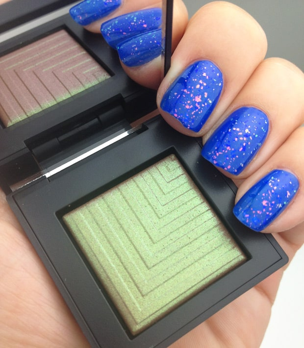 NARS Pasiphae eye shadow NARS Fall 2015 collection swatches and review