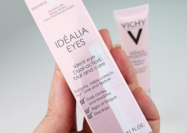Vichy Idealia eyes review 4 Another French Line to Love   Vichy Idealia review