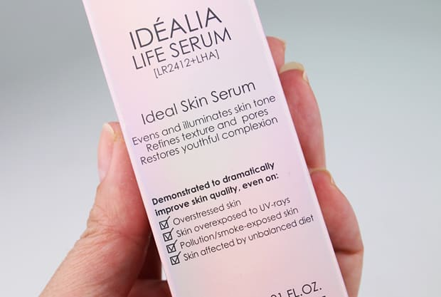 Vichy Idealia serum review 2 Another French Line to Love   Vichy Idealia review