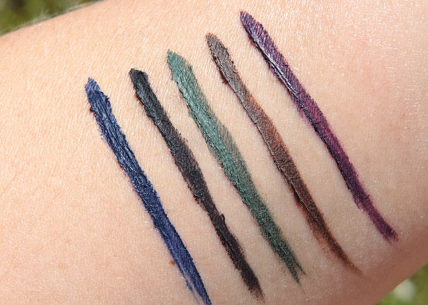 Benefit-Killer-Colors-Theyre-Real-push-up-liner-swatches-3