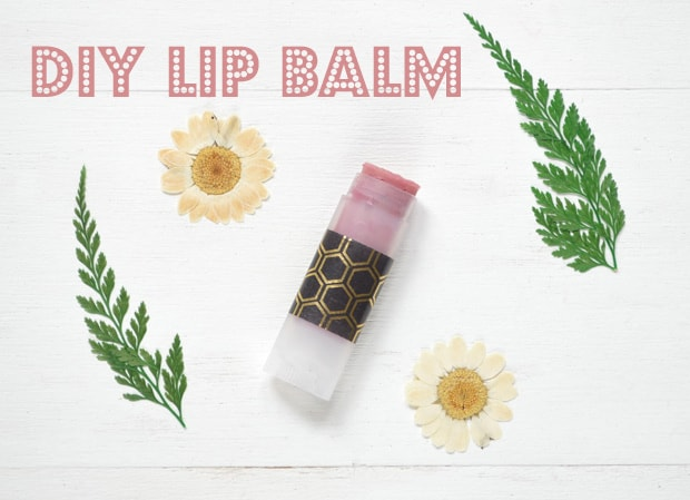 DIY Tinted Glossy Lip Balm 12 DIY Lip Balm   you TOTALLY got this!