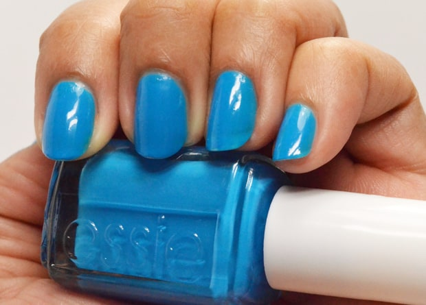 Essie Neon 2015 make some noise swatches 2 Essie Summer 2015 and Essie Neon 2015 swatches and review