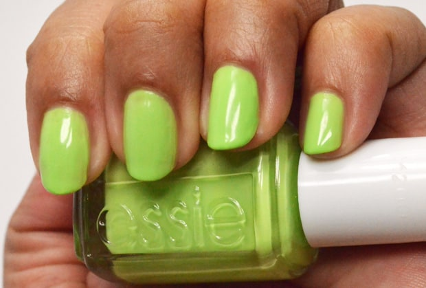 Essie Neon 2015 vibrant vibes swatches 2 Essie Summer 2015 and Essie Neon 2015 swatches and review