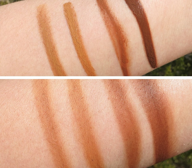 Jordana Complete Coverage swatches 7 Jordana Cosmetics Complete Cover 2 in 1 Concealer & Foundation swatches
