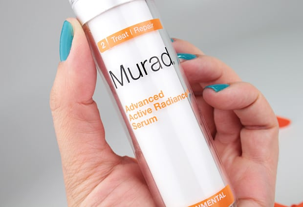 Murad Advanced Active Radiance Serum review 4 Murad Essential C Day Moisture Broad Spectrum SPF 30 and Advanced Active Radiance Serum review