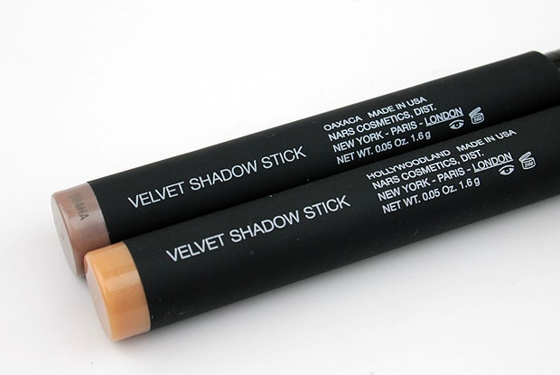 Nars fall 2015 oaxaca velvert shadow stick swatch 4 NARS Fall 2015 collection swatches and review