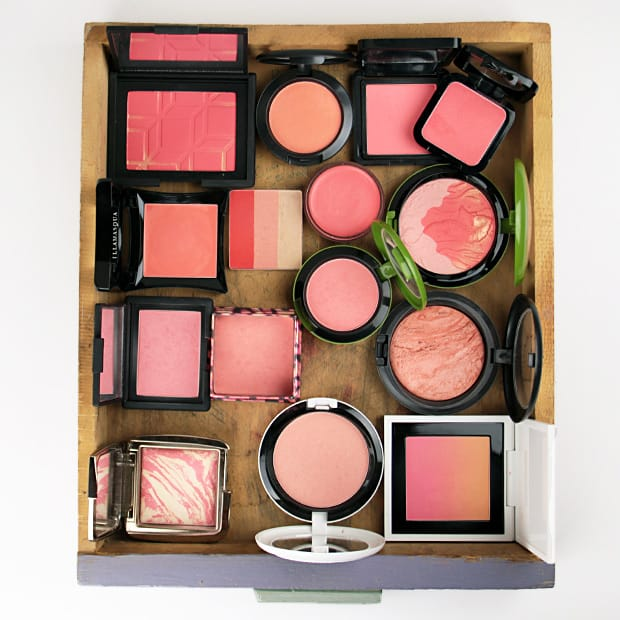 coral blush 3 Things  Spring Beauty