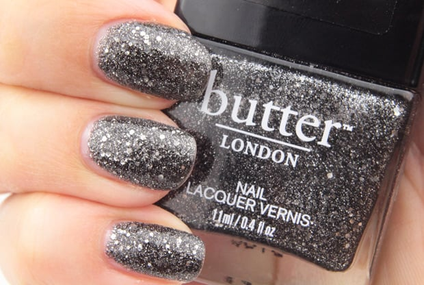 Allure butter london collection nail lacquer Disco Nap swatches 7 Allure and Butter London swatches and review
