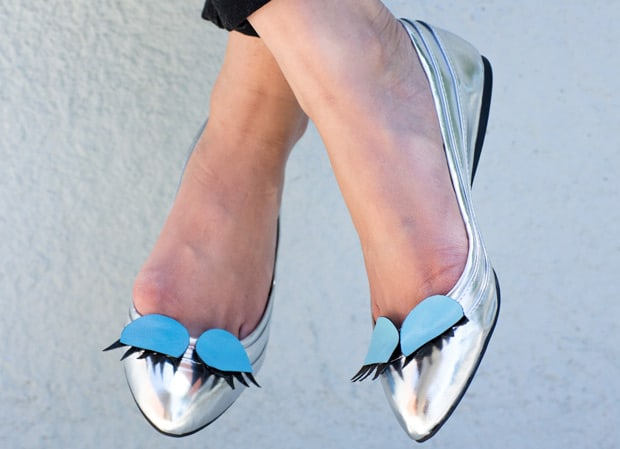DIY-Fashion-Eyelash-Flats-shoes-13