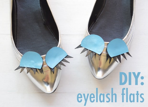 DIY-Fashion-Eyelash-Flats-shoes