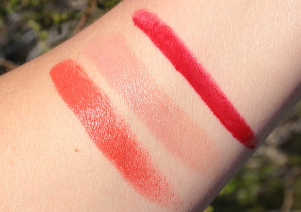 Flower-beauty-makeup-Drew-Barrymore-lip-stick-swatches-4