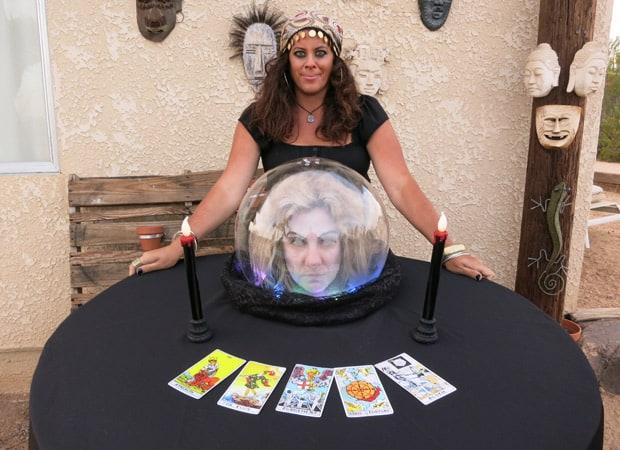 Madame Leota Halloween Costume 3 Things:  Halloween Costumes