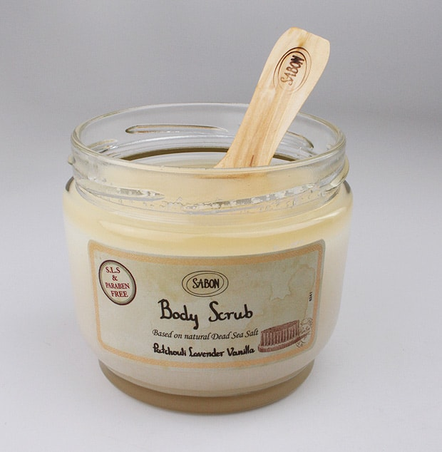 Sabon-Patchouli-Lavender-Vanilla-body-scrub-review-3