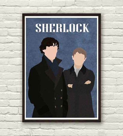 Sherlock-poster