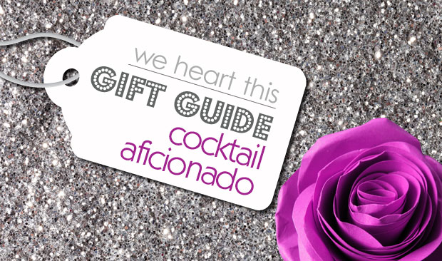 Gift guide for Cocktail lover 2015 Gift Guide: Cocktail Aficionado