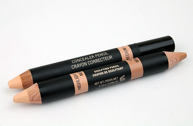 Nude Stix Concealer Pencil 3 Nudestix Concealer Pencil, Sculpting Pencil and Magnetic Eye Color