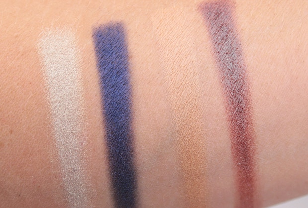 butter London shadowclutch moody blues 8 butter London Shadow Clutch swatches and review