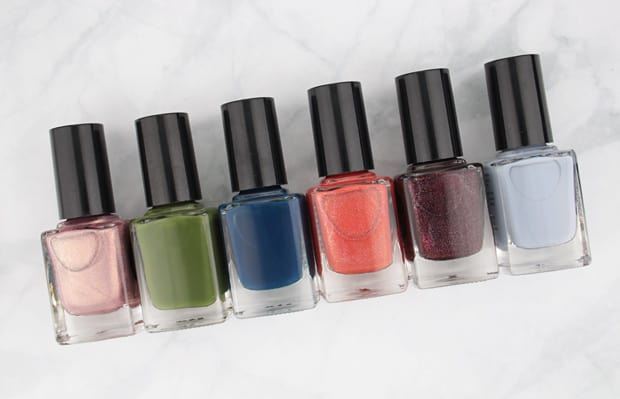 Cirque Opening Ceremony nail lacquer 1 Cirque Colors Nordstrom Holiday 2015