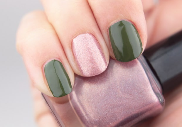 Cirque Opening Ceremony nail lacquer Modern Muse 5 Cirque Colors Nordstrom Holiday 2015