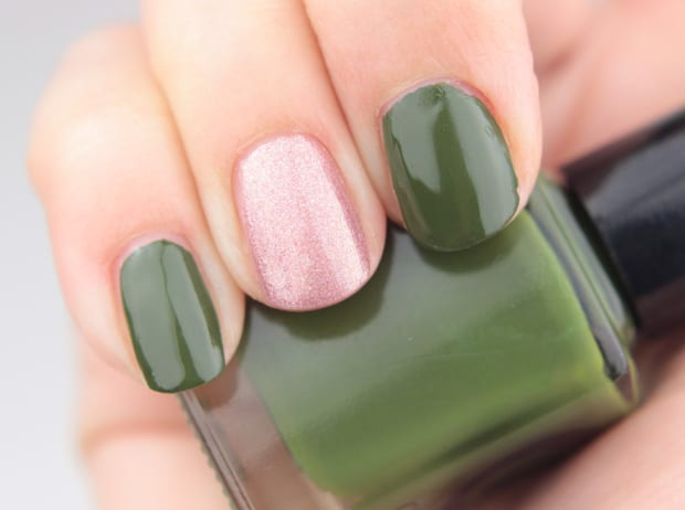 Cirque Opening Ceremony nail lacquer Modern Muse 5B Cirque Colors Nordstrom Holiday 2015