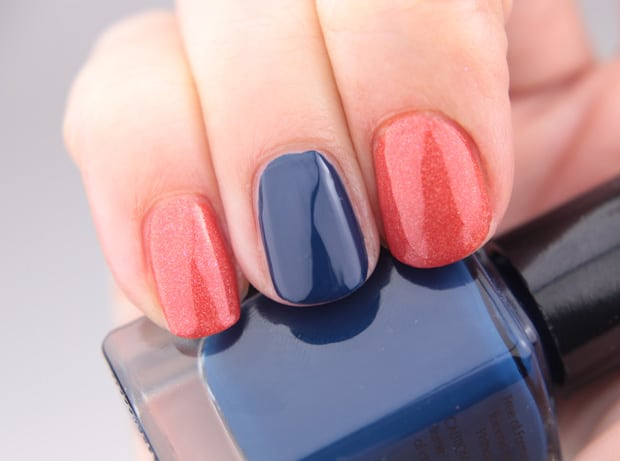 Cirque Opening Ceremony nail lacquer Tangerine Dream 10 Cirque Colors Nordstrom Holiday 2015