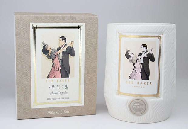 Gift guide Home Decor Ted Baker New York Candle 2015 Gift Guide: For The Home