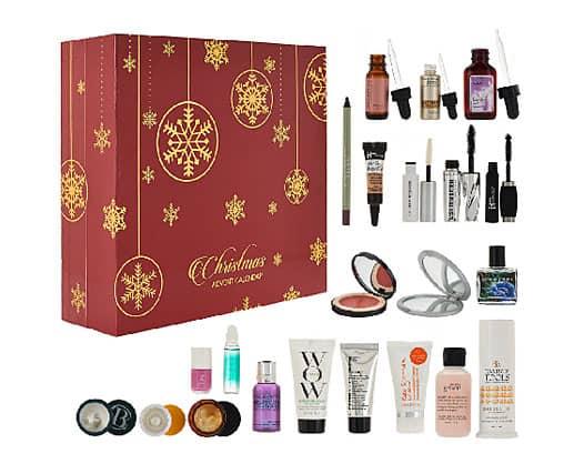 Gift guide beauty indulgences QVC beauty advent calendar 2015 Gift Guide: Beauty Indulgences