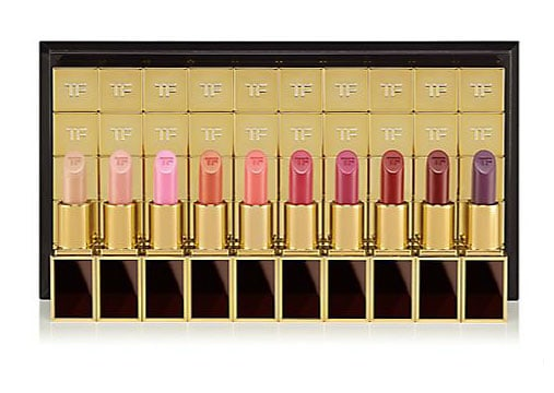Gift guide beauty indulgences tom ford lips boys set 2015 Gift Guide: Beauty Indulgences