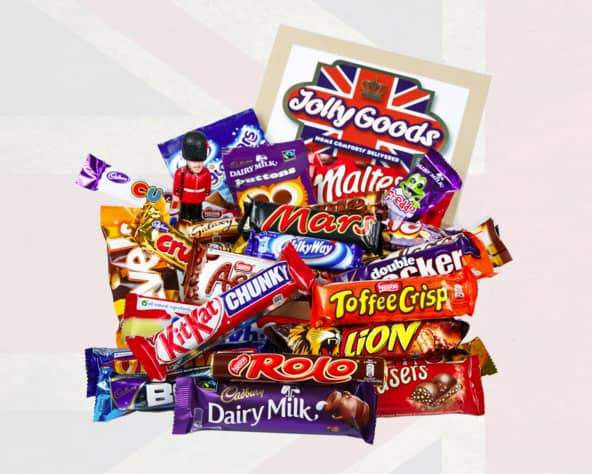 Gift guide for anglophile british chocolate 2015 Gift Guide: For The Anglophile