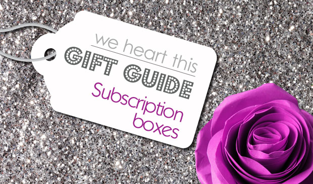 2015 Gift Guide: Subscription Boxes