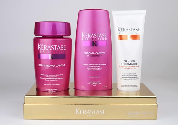 Keratase Reflection Holiday Gift Set 2015 Gift Guide: Beauty Indulgences