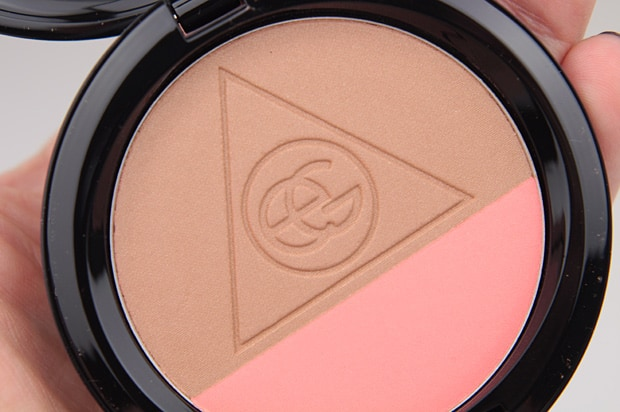 MAC Ellie Goulding Hold My Breath blush 9 MUST HAVE MAC: Ellie Goulding swatches and review