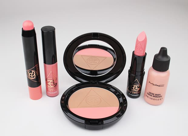 MAC Ellie Goulding review 4 MUST HAVE MAC: Ellie Goulding swatches and review