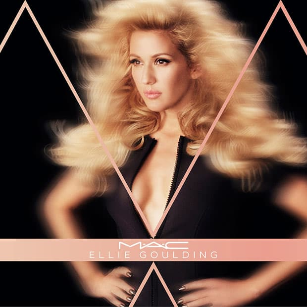 MACEllieGoulding 2 MUST HAVE MAC: Ellie Goulding swatches and review
