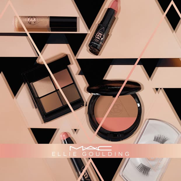 MACEllieGoulding MUST HAVE MAC: Ellie Goulding swatches and review
