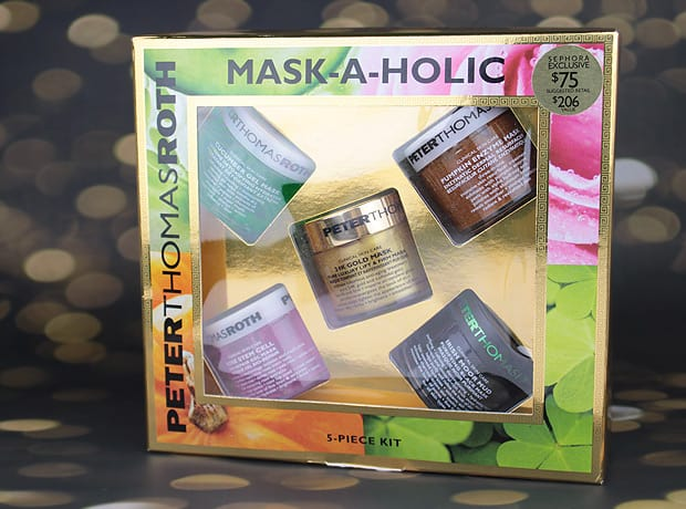 Peter Thomas Roth Mask a holic 2015 Gift Guide: Skincare For Any Budget
