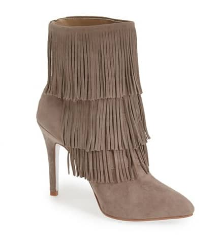 gift guide fashionista Fringe Bootie 2015 Gift Guide: For the Fashionista