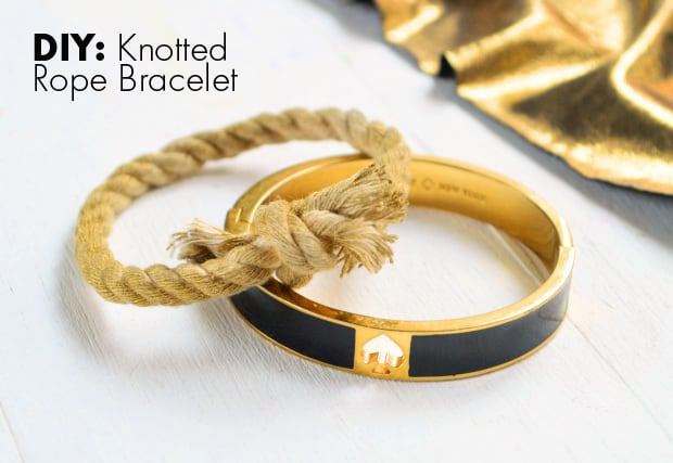 Easy-DIY-Knotted-Metallic-Bracelet-how-to-01