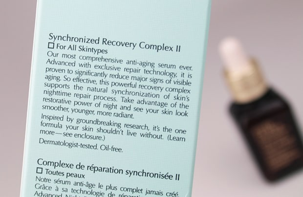 Estee Lauder Advanced Night Repair Synchronized Recovery Complex ...