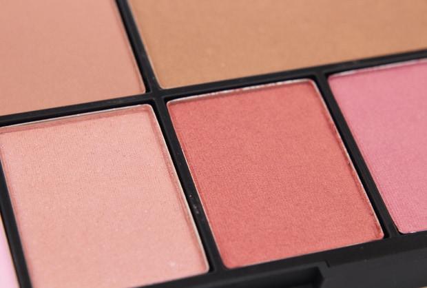 NARS NARSissist Cheek Studio Palette 3 NARSissist LAmour, Toujours LAmour Eyeshadow Palette review & NARSissist Cheek Studio Palette review
