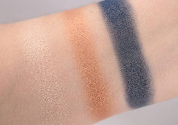 NARS NARSissist LAmour Toujours Eyeshadow Palette swatches 6 NARSissist LAmour, Toujours LAmour Eyeshadow Palette review & NARSissist Cheek Studio Palette review