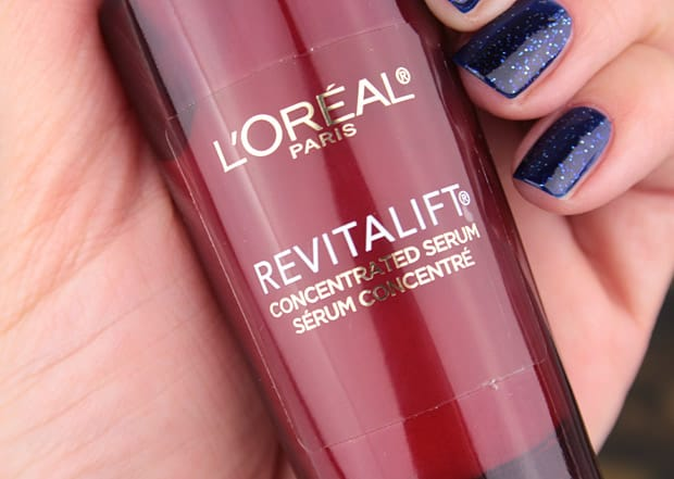 Loreal Revitalift concentrated serum review 3 LOreal Revitalift Line Review